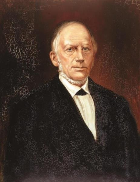 Historical portrait of Paul Hartmann Snr.