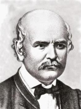 Ignaz Semmelweis, pioneer of hand hygiene, discovered that the act of hand washing saved the lives of mothers after childbirth