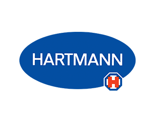HARTMANN history logo 1968