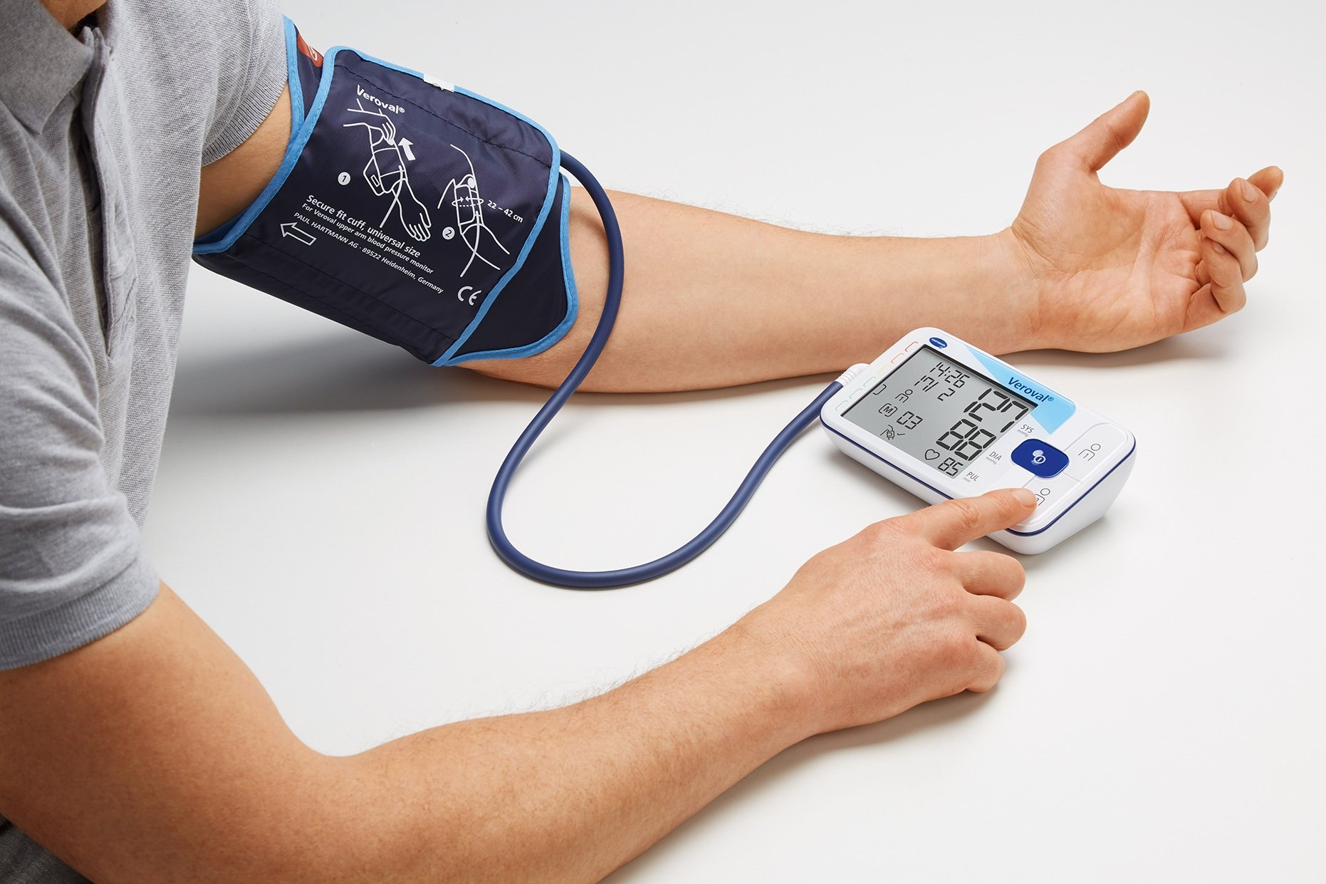 blood pressure monitor from Veroval®