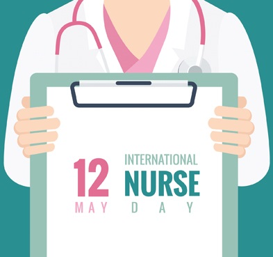 International Nurses Day, 12th May