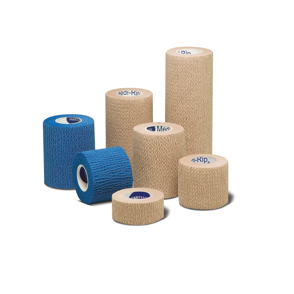 Medi-Rip® LF Self-Adherent Compression Bandages 4