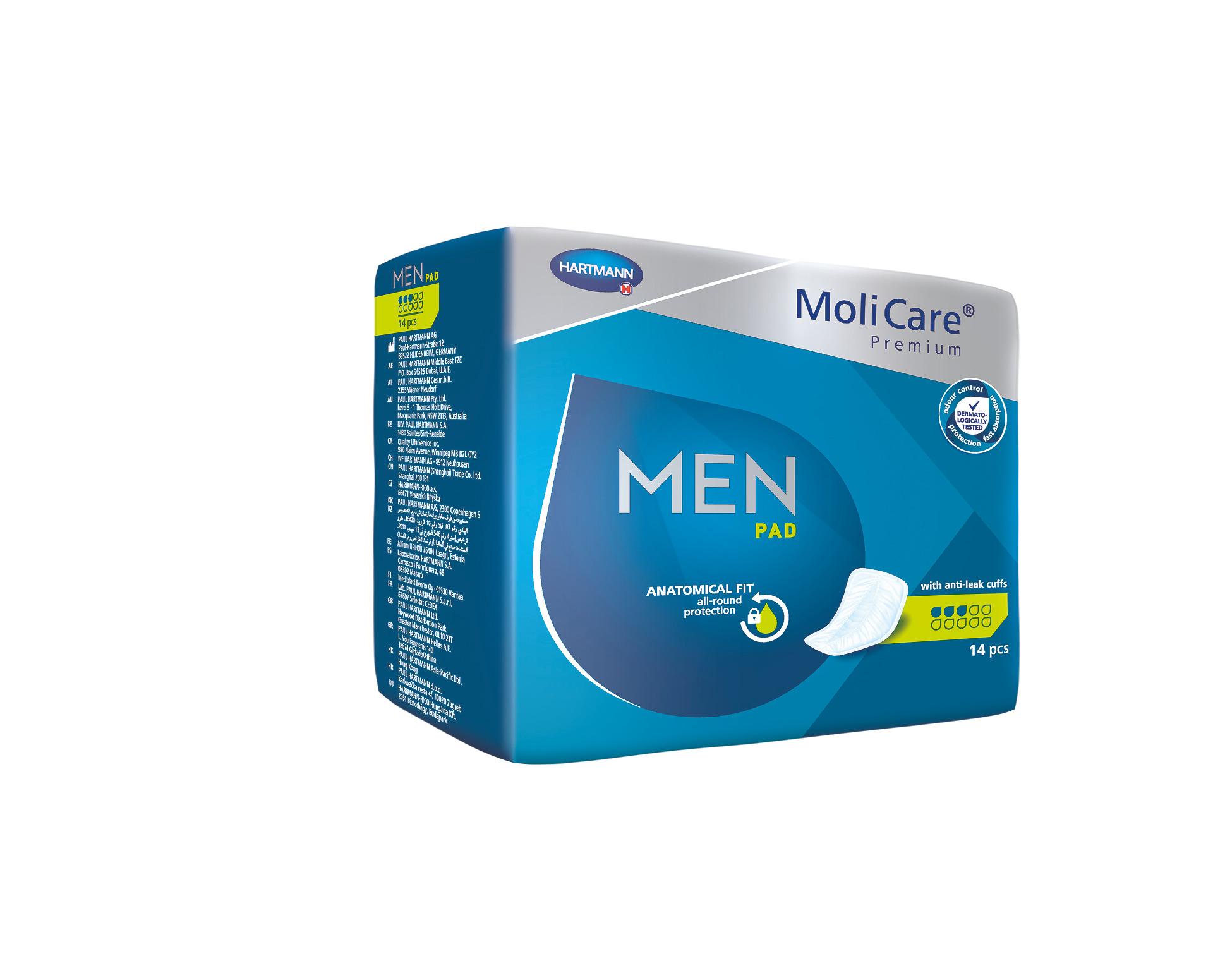Molicare Premium Men Pads