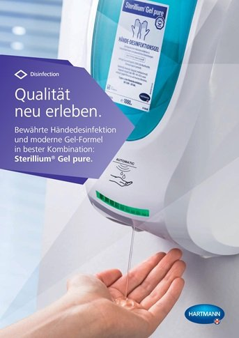 VertrauenswüRdig 5 X Sterillium Gel Pure 475 Ml Händedesinfektion Business & Industrie