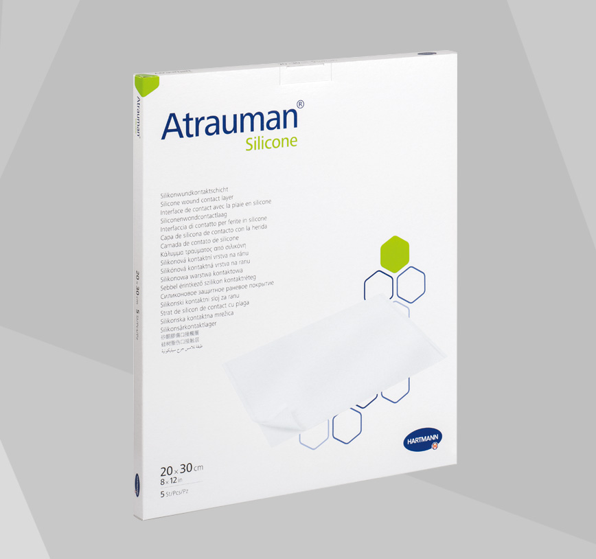 Atrauman Silicone product box